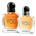 Giorgio Armani Emporio Armani Because It's You & Stronger With You